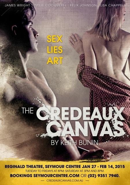 Credeaux Canvas Poster