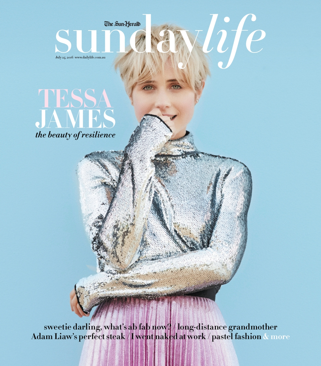 Tessa James | Sunday Life
